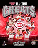 "Cincinnati Reds All Time Greats MLB Composite Photo (Size: 11"" x 14"")"
