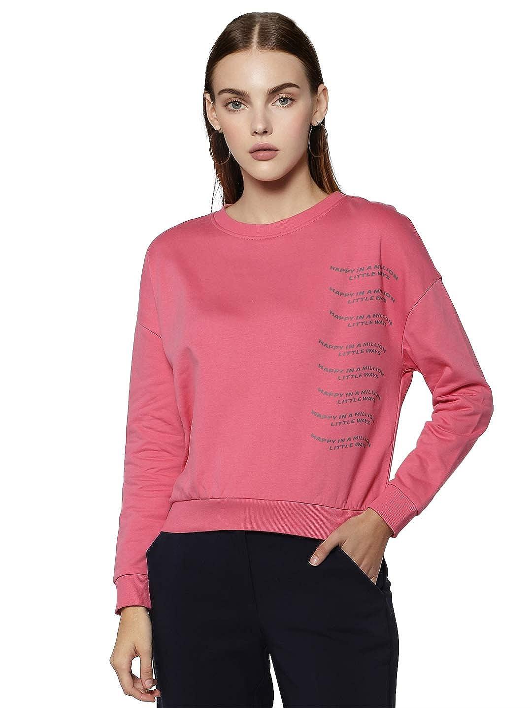 Upto 75% Off on Women's Jackets, Sweatshirts : Fort Collins, Vero Moda, Only & more @ Amazon