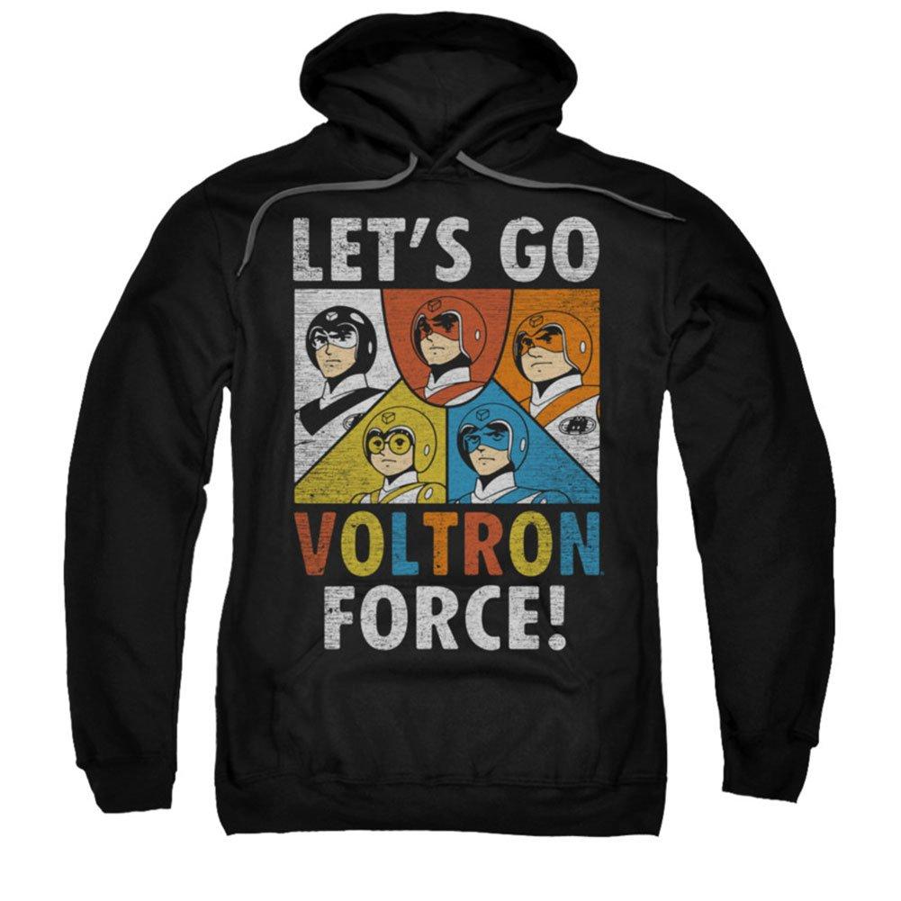 2Bhip Voltron  verteidiger des universums anime-tv-serie die kraft kapuzen für Herren