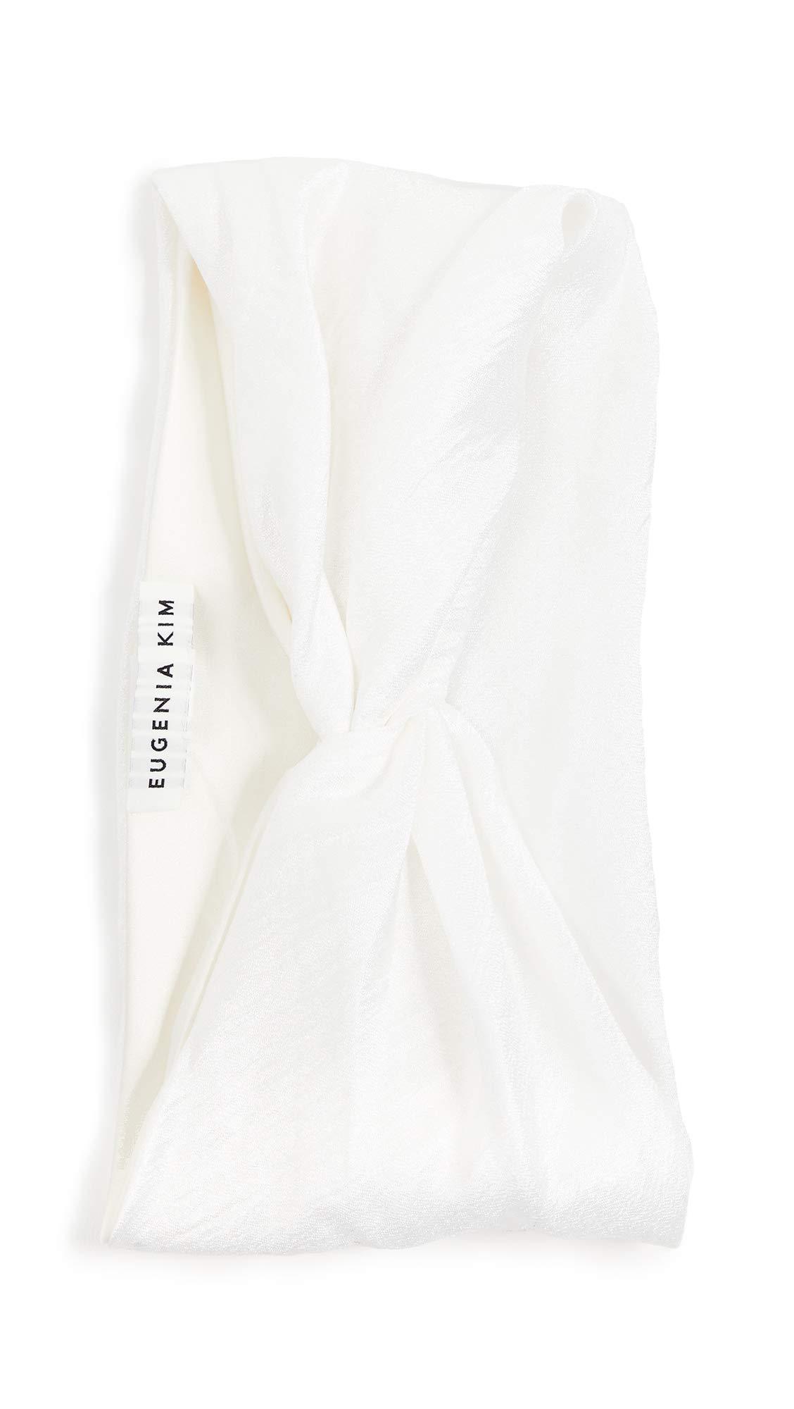 Eugenia Kim Women's Malia Headband, White, One Size