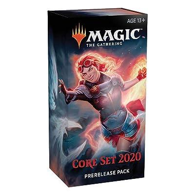 Magic The Gathering Core Set 2020 Prerelease Kit: Toys & Games