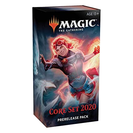 Amazon.com: Magic The Gathering Core Set 2020 Prerelease Kit ...