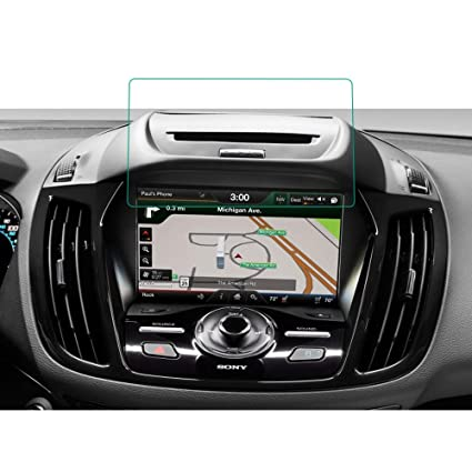 Amazon com: BUENNUS GPS Screen Protector Film for Ford