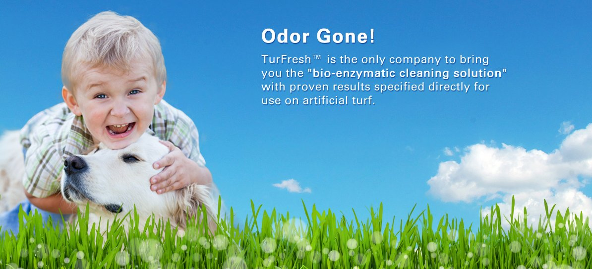 BioTurf BioS+ 32oz Concentrate With Sprayer Artificial Turf Pet Odor Eliminator |