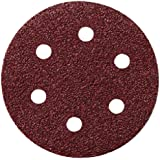 Metabo 624056000 3-1/8-Inch P180 Cling-Fit Sanding Discs, 25-Pack