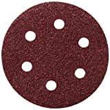 Metabo 631586000 5-Inch A80 Cling-Fit Sanding Discs, 25-Pack