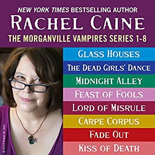 book cover of The Morganville Vampires: Collection 1-8