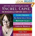 The Morganville Vampires: Books 1-8 (Berkley Sensation)