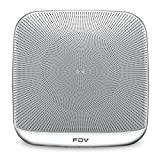 Bluetooth Speakers, FDY Multi-Room Wall-mounted Wireless Audio Speaker with Wi-Fi Control/LED Nightlight/Subwoofer Stereo Surround Compatible for Apple & Android, Airplay and Spotify