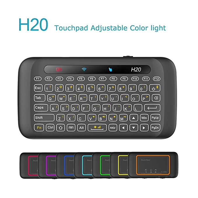 Amazon 2018 Updated Dupad Story H20 24ghz Mini Wireless