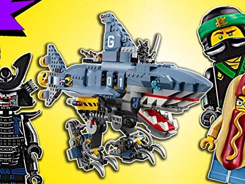 Clip: Garmadon, Garmadon, Garmadon! (Lego Ninjago Tops)