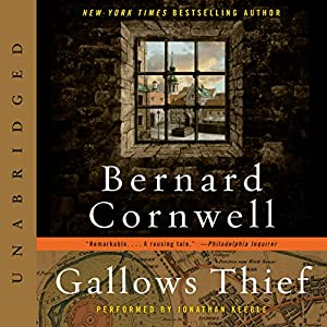 Gallows Thief: A Novel Audiobook