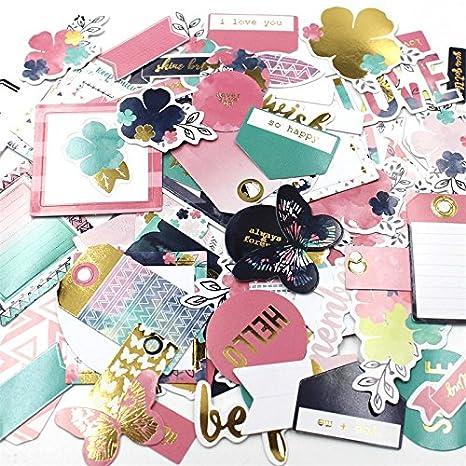 70 diseños en cartulinas love mensajes y marcos para decorar libro de recortes scrapbooking de fotografias y recuerdos cajas de madera cuadernos de ...