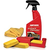Mothers 07243 California Gold Deluxe Clay Bar Kit