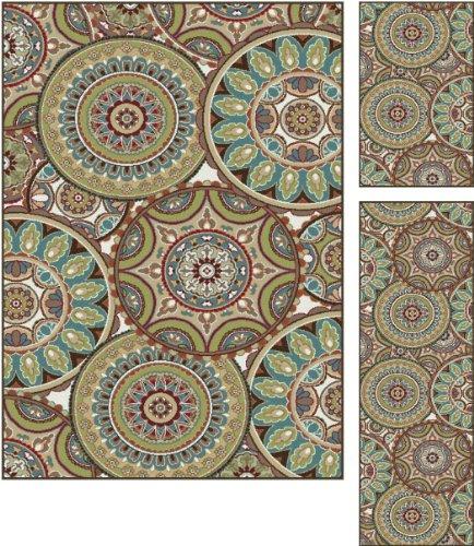 Universal Rugs Transitional Geometric Piece product image