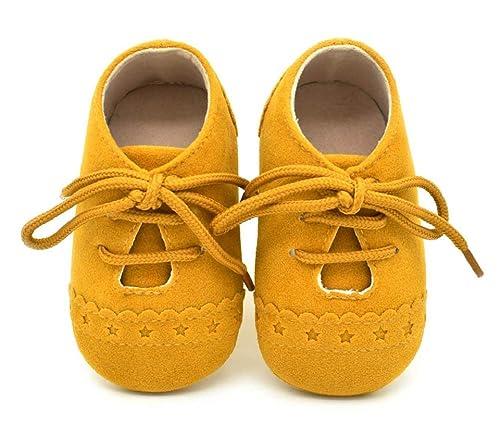 Heekpek Zapatos De Bebé para Caminar Primero Zapatos De Ante Suave para Bebés Mocasines De Bebé Zapatos Antideslizantes para Niños Pequeños Zapatillas ...
