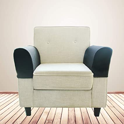 Monba - 2 Fundas elásticas para reposabrazos para sillones ...