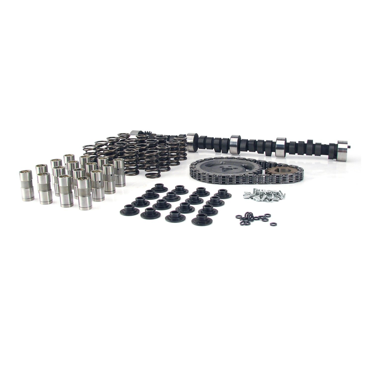 COMP Cams K12-600-4 Thumpr 227//241 Hydraulic Flat Cam K-Kit for Chevrolet Small Block