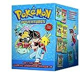 Pokemon Adventures Red & Blue Box Set (set includes Vol. 1-7) (Pokémon)