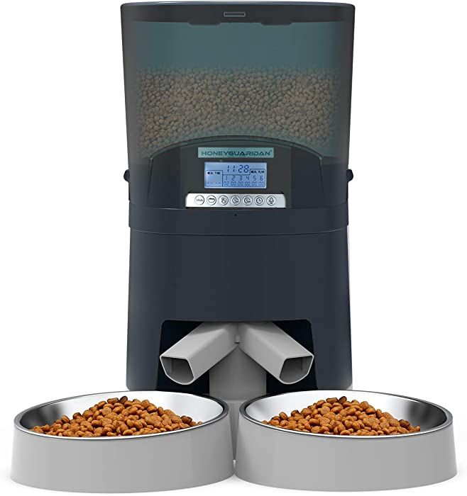 Top 10 7 Liter Automatic Pet Food Dispenser