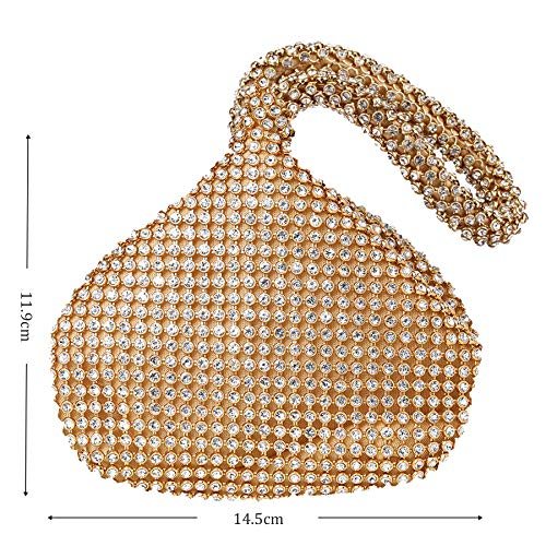 Roaring Bag Clutch Evening Sequin Peacock 20s Costume Accessories Gold 1920s Clutch Flapper Clutch Coucoland Beaded Party Glitter Gatsby Bag Handbag for Wedding Women qP4axw