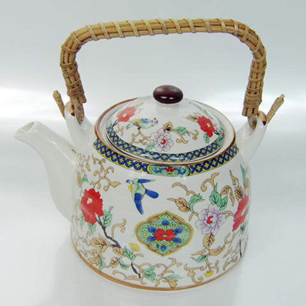 POTOLL Teiera con Filtro Bollitore in Ceramica con Filtro Teiera Teiera di Raffreddamento Bollitore @a Prezzi