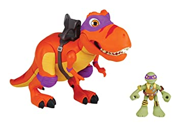Amazon.com: Teenage Mutant Ninja Turtle - Rex And Donnie ...