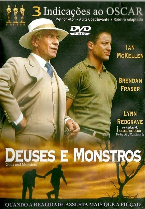DVD DEUSES E MONSTROS - FILME | Amazon.com.br