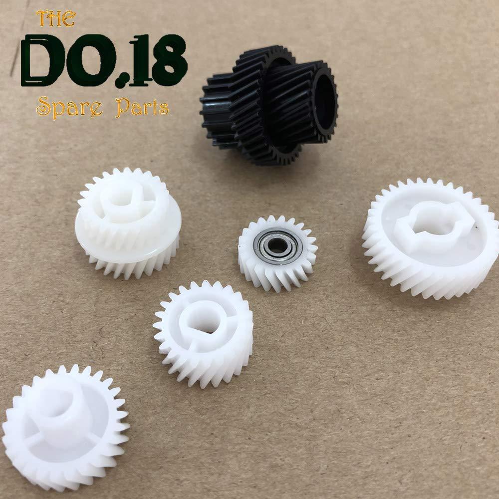 Printer Parts 5SETS Developer Gear Set Yoton 600 Developing Gear Kit for K0nica Minolta Yoton 600 601 750 751 by Yoton (Image #1)