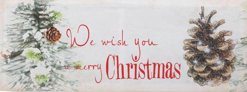 Home Decor Christmas Tidings LED Wall Art SS-KHD-10017147