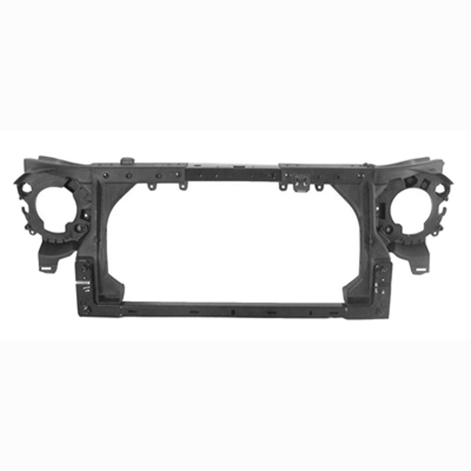 OE Replacement Radiator Support JEEP WRANGLER 2007-2016 (Partslink CH1225213) Multiple Manufacturers CH1225213PP