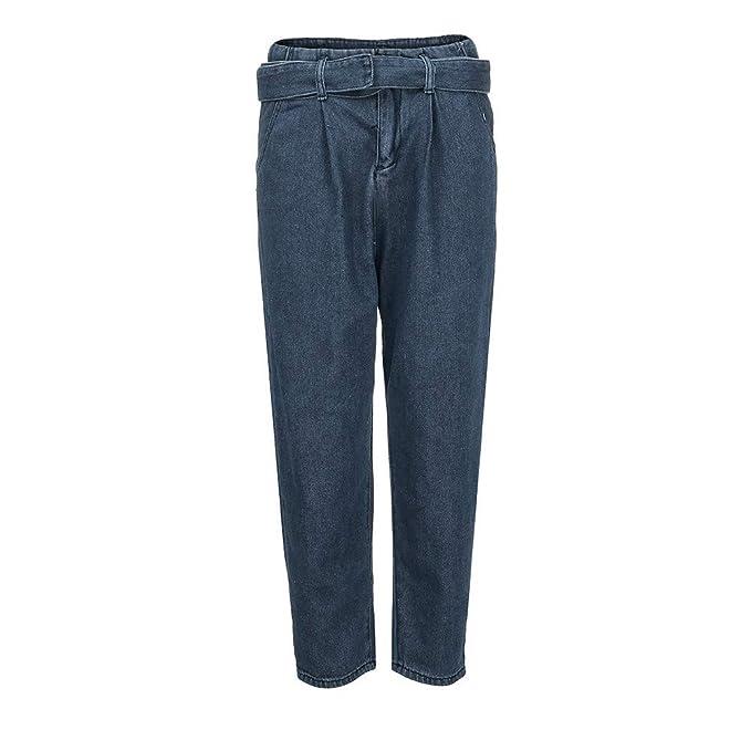 GUCIStyle Pantalones Vaqueros recortados para Mujer Verano ...