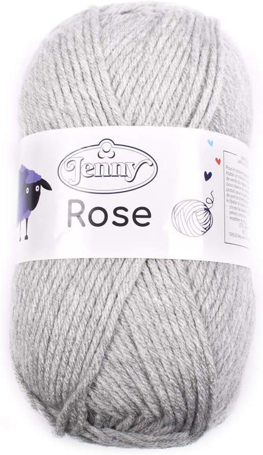 Jenny Jenny Rose Accueil-Pelote de laine