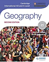Cambridge International AS And A Level Geography