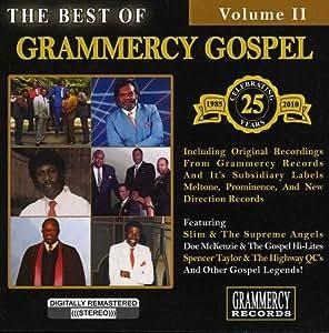 The Best Of Grammercy Gospel Volume 2