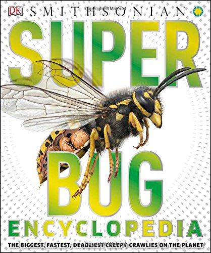 Super Bug Encyclopedia [DK] (Tapa Dura)