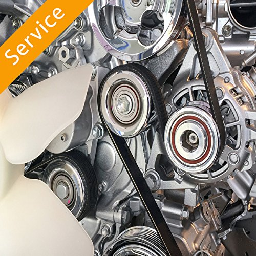 Serpentine Belt or Drive Belt Replacement - In Store