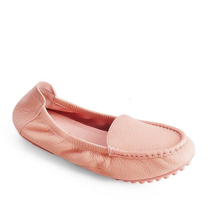 Rollos haba zapatos de moda/Zapatos de enfermería/Zapatos de las mujeres embarazadas/Zapatos de mamá-D Longitud del pie=23.8CM(9.4Inch) anKVtCf