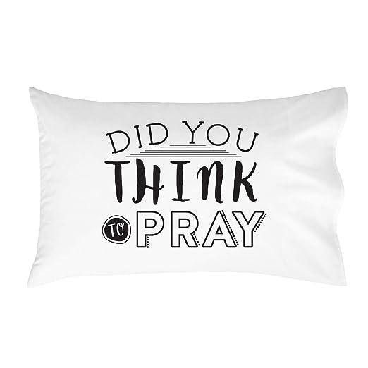 Oh, Susannah Did You Think to Pray - Funda de Almohada ...