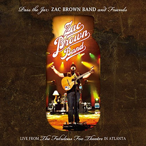 zac brown pass the jar - 2