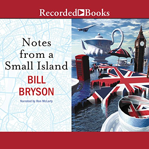 The 4 best notes from a small island audiobook