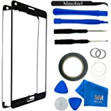 MMOBIEL Front Glass Display Touchscreen replacement kit for Samsung Galaxy Note 3 BLACK with 12 pieces Tool Kit