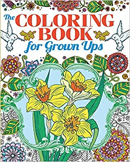 coloring book for grown ups chartwell coloring books patience coster 9780785833628 amazoncom books - Coloring Book For Grown Ups
