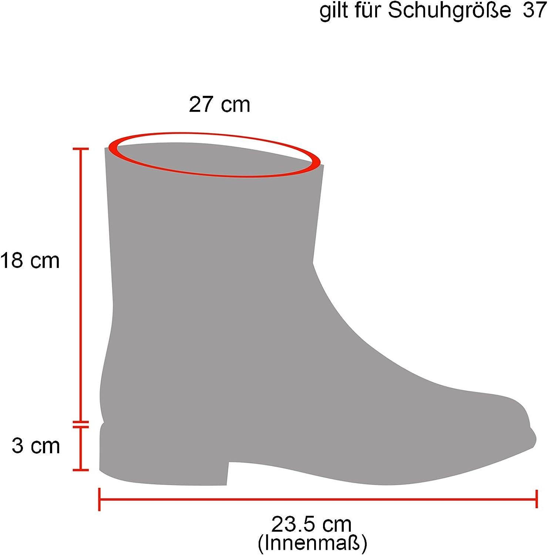 Sammlungen Günstig empfehlen Marktfähig stiefelparadies Damen Schnürstiefeletten mit Blockabsatz Nieten Schnallen Flandell Dunkelbraun Schnallen 0fqSO x3sYv PLI1I