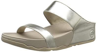 00cd89def23549 FitFlop Women s Lulu Slide Sandal