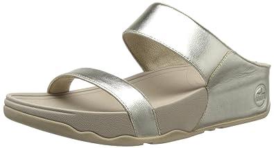 97b13441d FitFlop Women s Lulu Slide Sandal