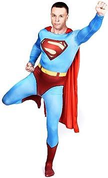 shoperama Hombre Traje De Cuerpo Entero Superman # 1 Disfraz Super ...