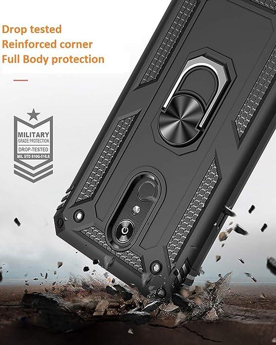 Amazon.com: Armor - Carcasa para LG K40 / LG K12 Plus / LG ...