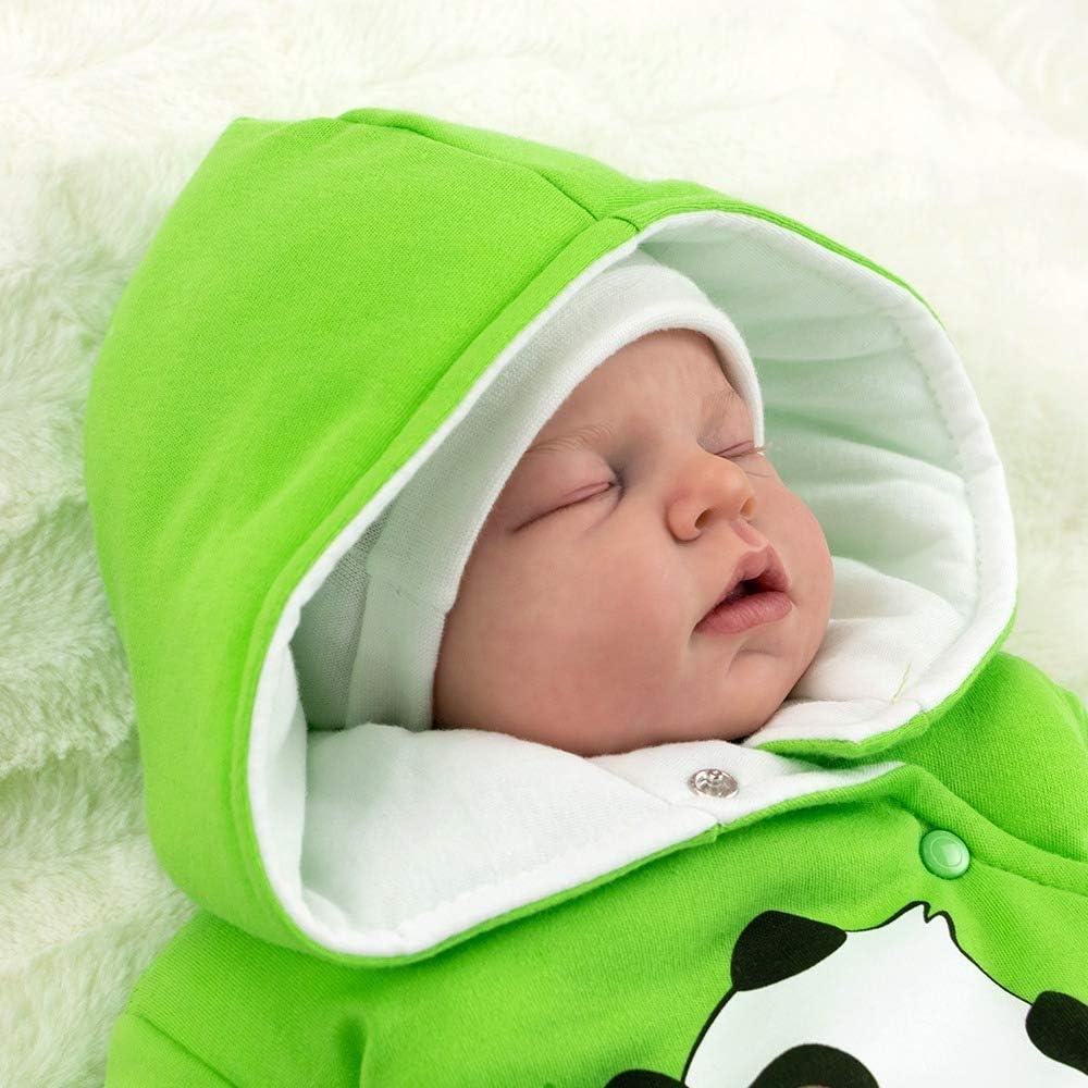 Grau Baby Sweets Baby-Schneeanzug als Baby-Overall f/ür den Winter f/ür M/ädchen und Jungen//Winteroverall mit Kapuze in Gr/ün Blau und Braun f/ür Neugeborene /& Kleinkinder