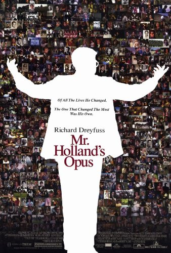 Mr. Holland's Opus 27 x 40 Movie Poster - Style A